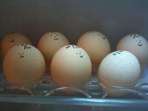 冷蔵庫を開けたら…