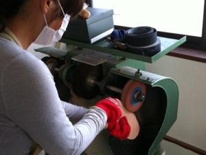 靴教室・靴底作り