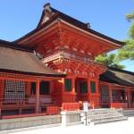 宇佐神宮の御本殿特別拝観を見に行きました
