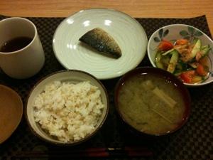 7月21日の夕飯、鰻はあきらめた