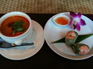 天神でタイ料理のレストラン「BANDAR」
