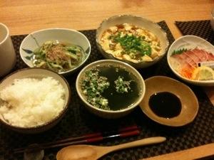 麻婆豆腐をちゃんと作ってみました
